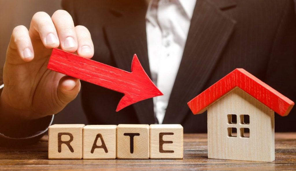 Average Mortgage Rates